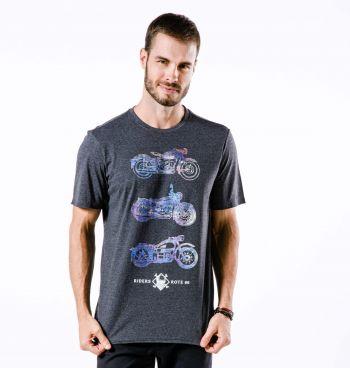 Camiseta Masculina Motorcycles