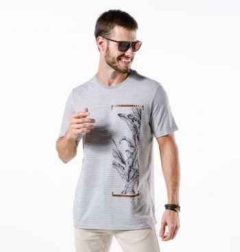 Camiseta Masculina Ocean Vibes