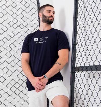 Camiseta Mangas Curtas  Estampa Division