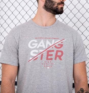 Camiseta Mangas Curtas Estampa Duo