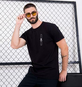 Camiseta Básica Estampa Original