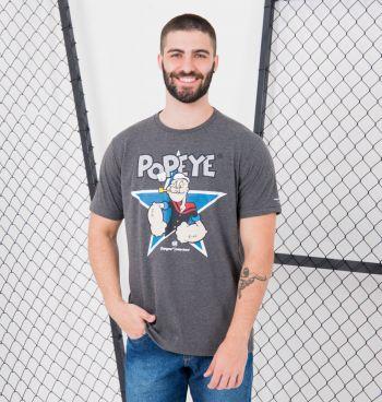 Camiseta Masculina Popeye