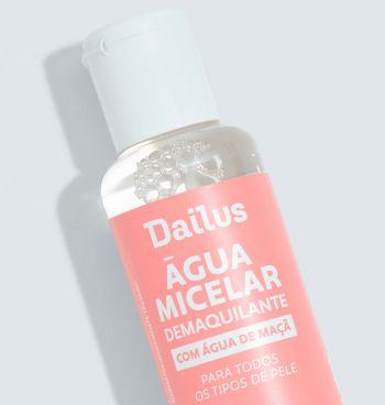 Água Micelar Demaquilante Dailus