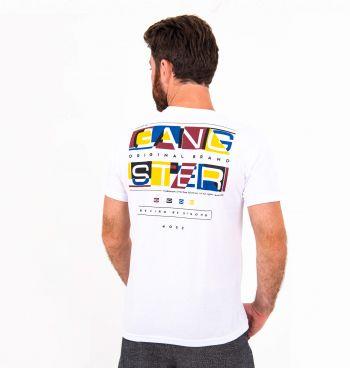 Camiseta Gangster Original Brand