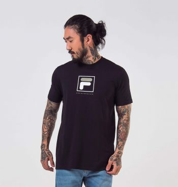 Camiseta Masculina Estampa F-Box
