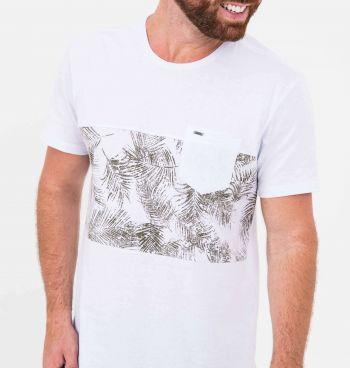 Camiseta Urban Leaes