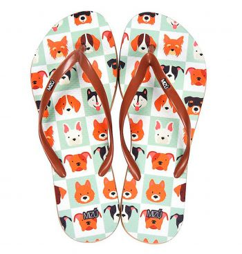 Chinelo Love Dogs