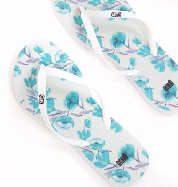 Chinelo Floral