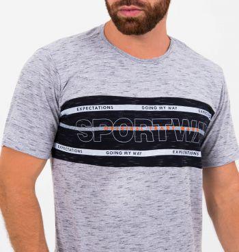 Camiseta Masculina Sportway