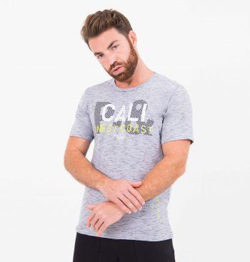 Camiseta Manga Curta West Coast