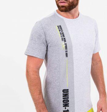 Camiseta Manga Curta Union