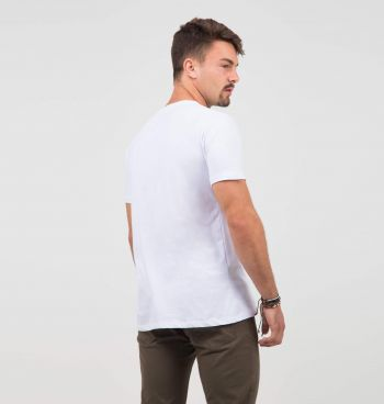 CAMISETA ESTAMPA FLORESTA