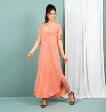 Tee-dress Midi
