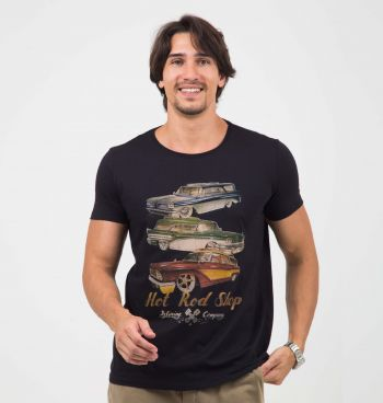 CAMISETA ESTAMPA CARS