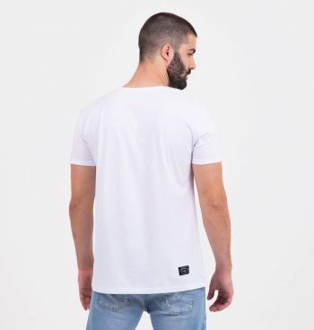 Camiseta Estampa Botânica