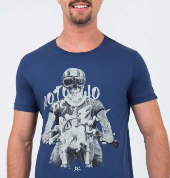 CAMISETA ESTAMPADA MOTORCYCLE