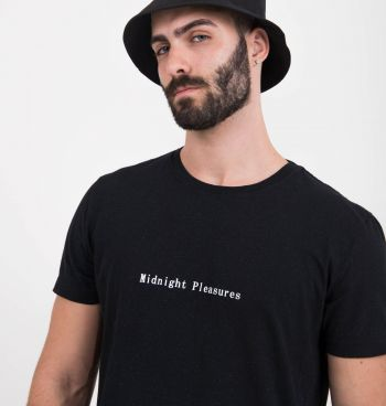 CAMISETA BRILHO COM ESTAMPA