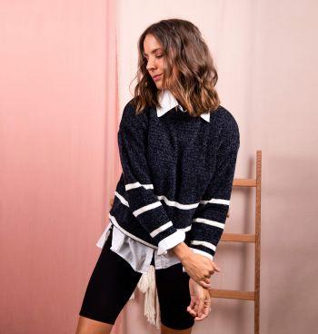 Suéter Tricot Listras