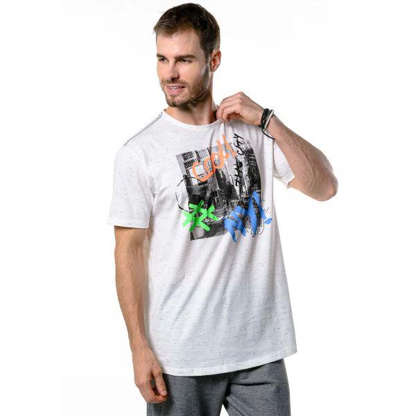 Camiseta Masculina Cool NYC