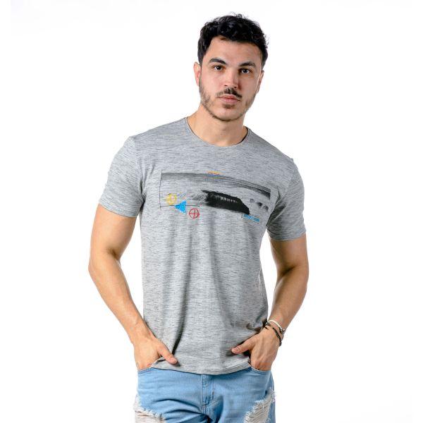 Camiseta Masculina BackDoor