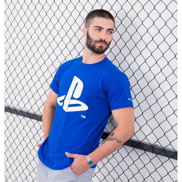 Camiseta Manga Curta PlayStation