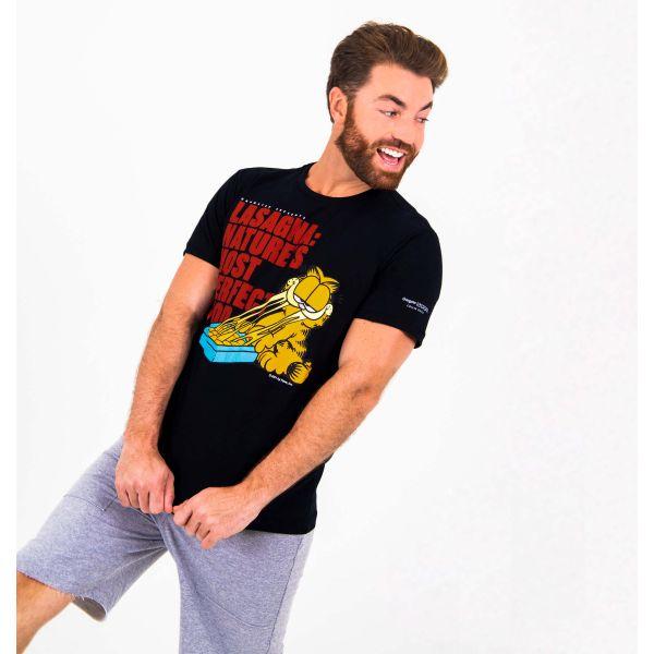 Camiseta Estampa Garfield