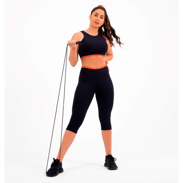 Calça Corsário Fitness
