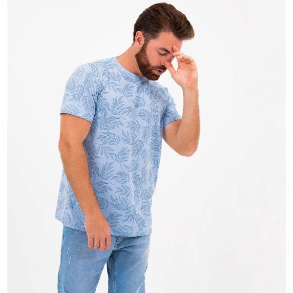 Camiseta Masculina Garden