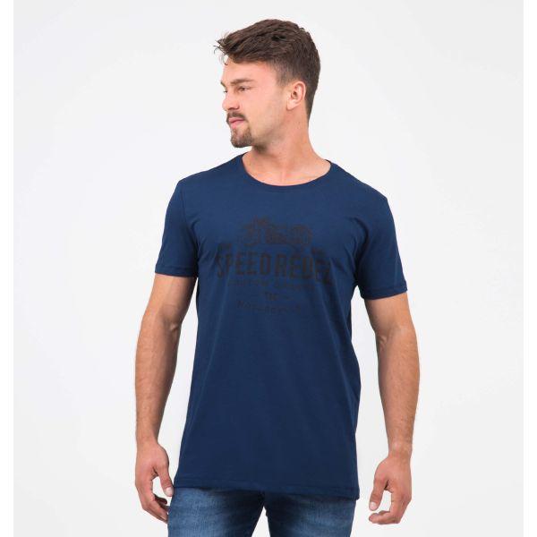 Camiseta Estampada Speed Rebel