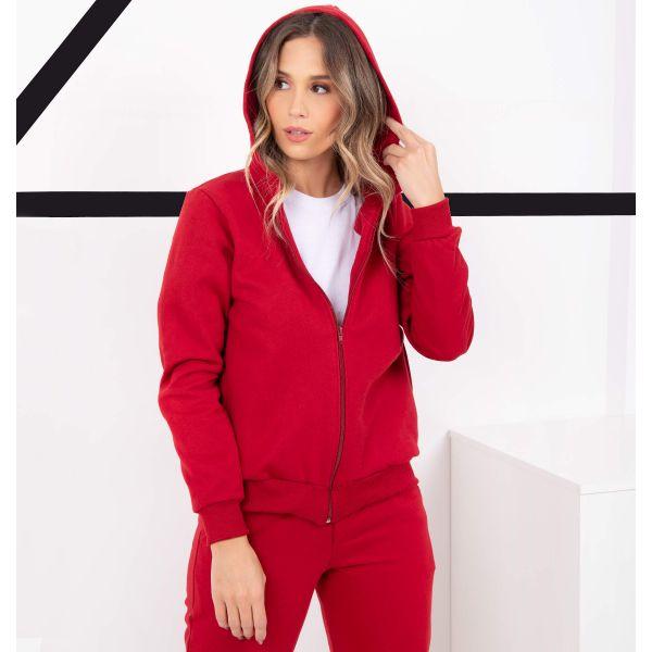 Jaqueta de Moletom Comfy