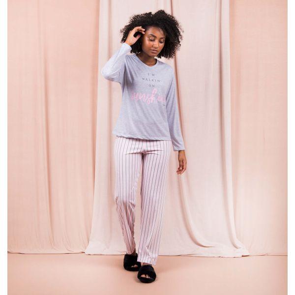 Conjunto Pijama Especial Sunshine